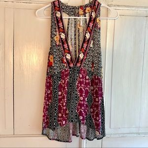 Free People Dream Darlin Tank shirt top